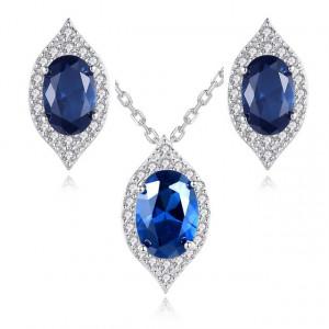 Set bijuterii din argint Aster