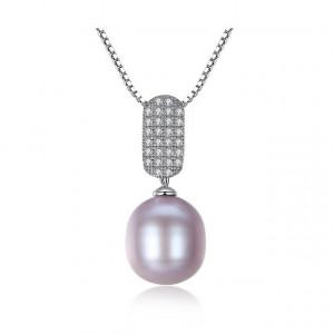 Pandantiv argint cu perla naturala Merida