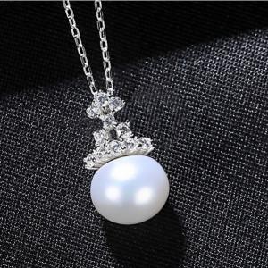Colier perla naturala Marisol