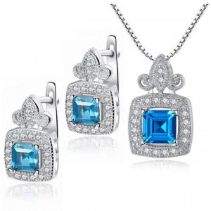 Set bijuterii argint Gratiella