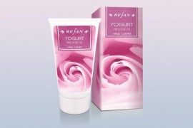 Crema de maini Yogurt and Rose Oil