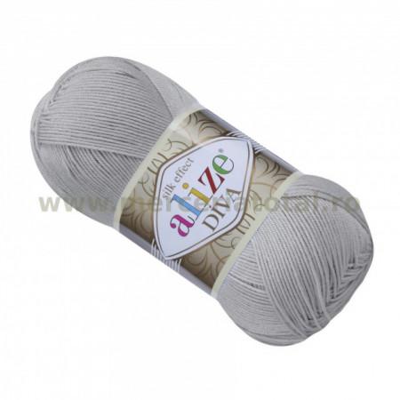Alize Diva 355 grey