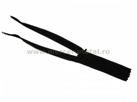 Fermoar 20cm negru