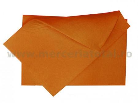 Fetru 3mm portocaliu