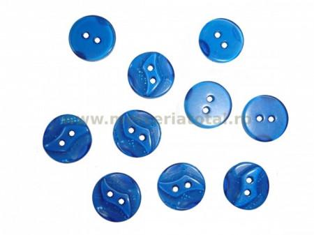 Nasturi albastru cu model