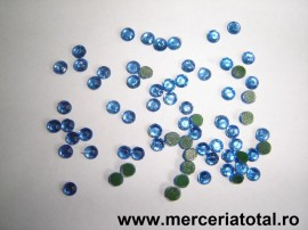 Strasuri 4mm bleu