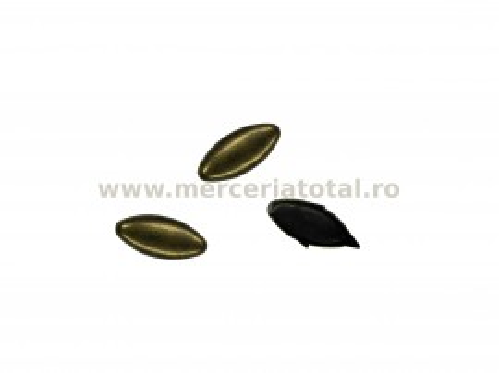"Tinte ovale 12/4mm ""bronz"""