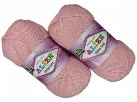 Poze Alize Cotton Gold 371 powder pink