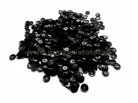 paiete decorative negru