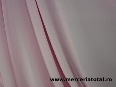 Voal chiffon roz