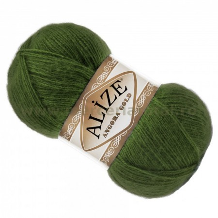 Alize Angora Gold 118 green