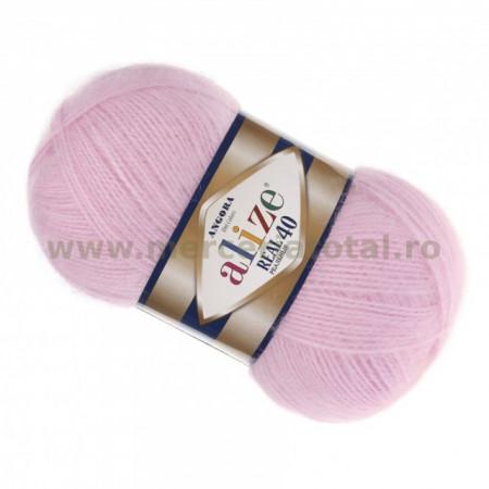 Alize Angora Real 40 185 pink