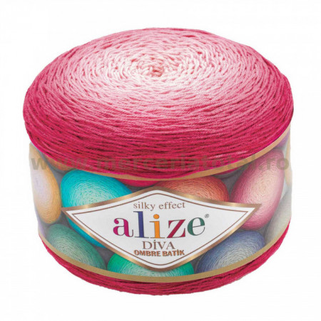 Alize Diva Ombre Batik 7367