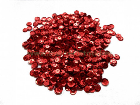 paiete decorative rosu