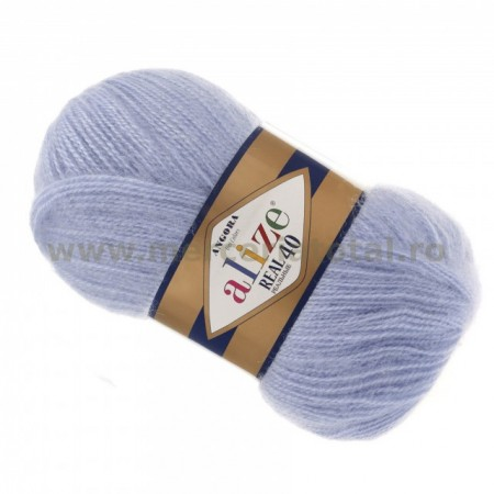 Alize Angora Real 40 40 blue