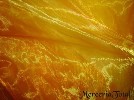 Organza portocaliu