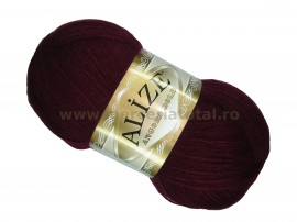 Alize Angora Gold 57 bordeaux