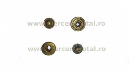 Capsa cu arc 12mm bronz