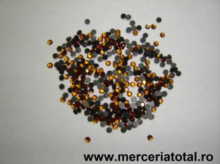 Strasuri 3mm auriu