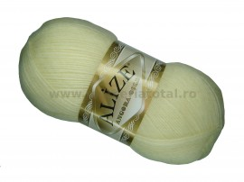 Alize Angora Gold 01 cream