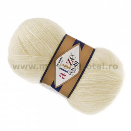 Alize Angora Real 40 01 cream