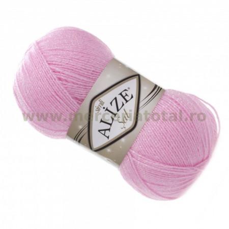 Alize Şal Simli 191 pink
