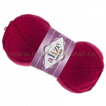 Alize Cotton Gold 390 cherry