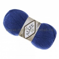 Alize Şal Simli 360 royal blue