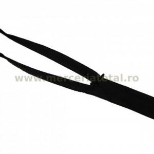 Fermoar 50cm negru
