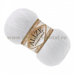 Alize Angora Gold 55 white