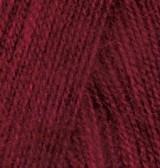 Alize Angora Real 40 57 bordeaux