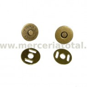 Magneti genti 14mm bronz