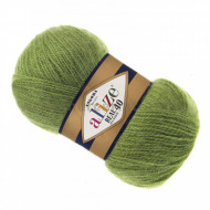 Alize Angora Real 40 485 green