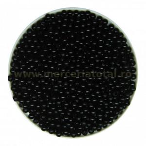 Margele perla negru