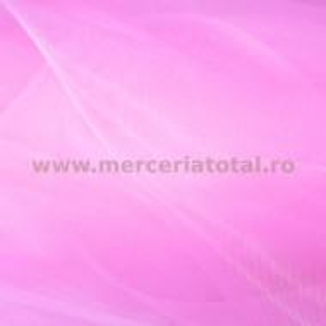 Organza roz