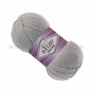 Alize Cotton Gold 21 grey melange