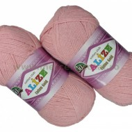 Alize Cotton Gold 371 powder pink