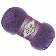 Alize Cotton Gold 44 purple