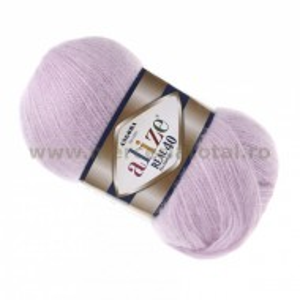 Alize Angora Real 40 27 lilac