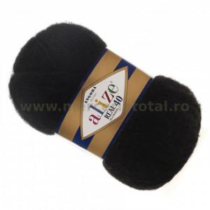 Alize Angora Real 40 60 black