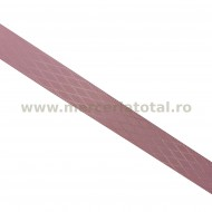 Panglica rips romb roz