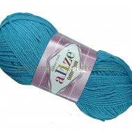 Alize Cotton Gold 245 sochi blue