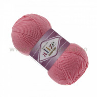 Alize Cotton Gold 33 candy pink