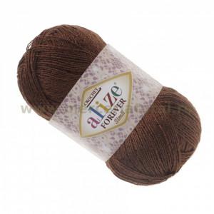 Alize Forever Simli 150 chestnut