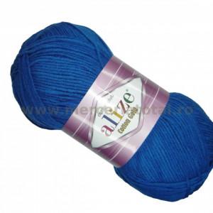 Alize Cotton Gold 141 royal blue