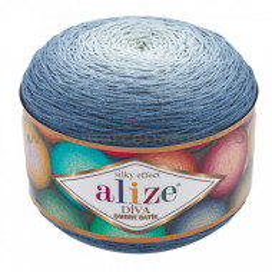 Alize Diva Ombre Batik 7379
