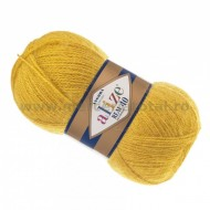 Alize Angora Real 40 488 dark yellow