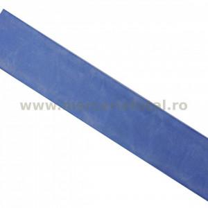 Panglica organza 40mm albastru