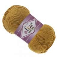 Alize Cotton Gold 02 mustard