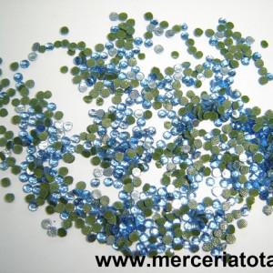 Strasuri 2mm bleu